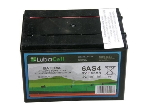 Bateria 6AS4 55Ah 9V