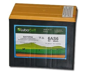 Bateria 6AS6 9V/90Ah